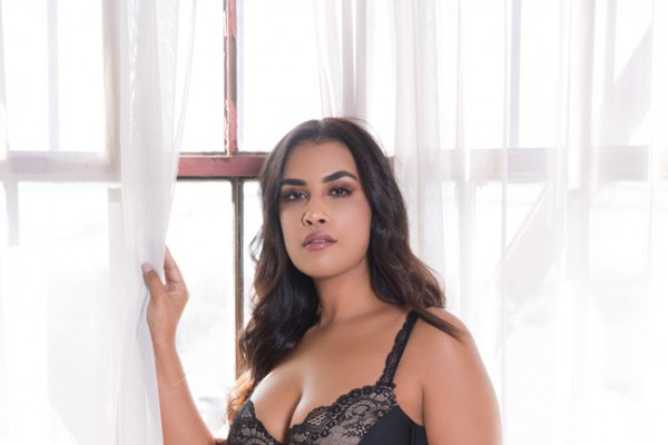 Curvy Couture Tulip Lace Bra Collection