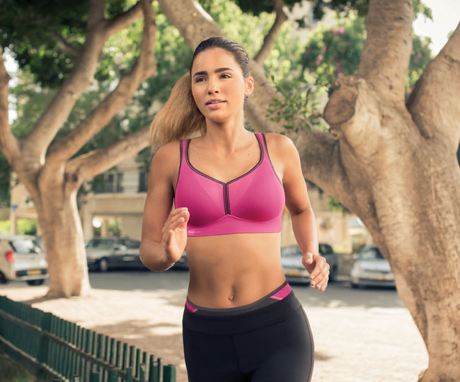 Anita Active Air Control Padded Sports Bra